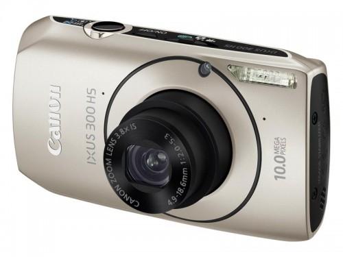 Canon IXUS 300 HS tarjoaa nopeutta, tyyliä ja valovoimaa