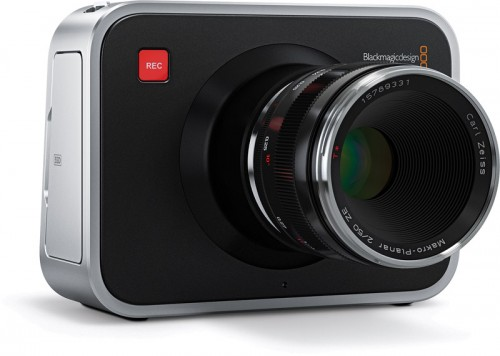 Blackmagic Cinema Cameran hinta tipahti