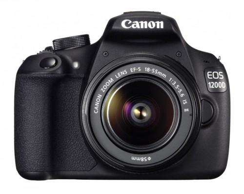 Canon EOS 1200D –  digijärkkäri aloittelijalle