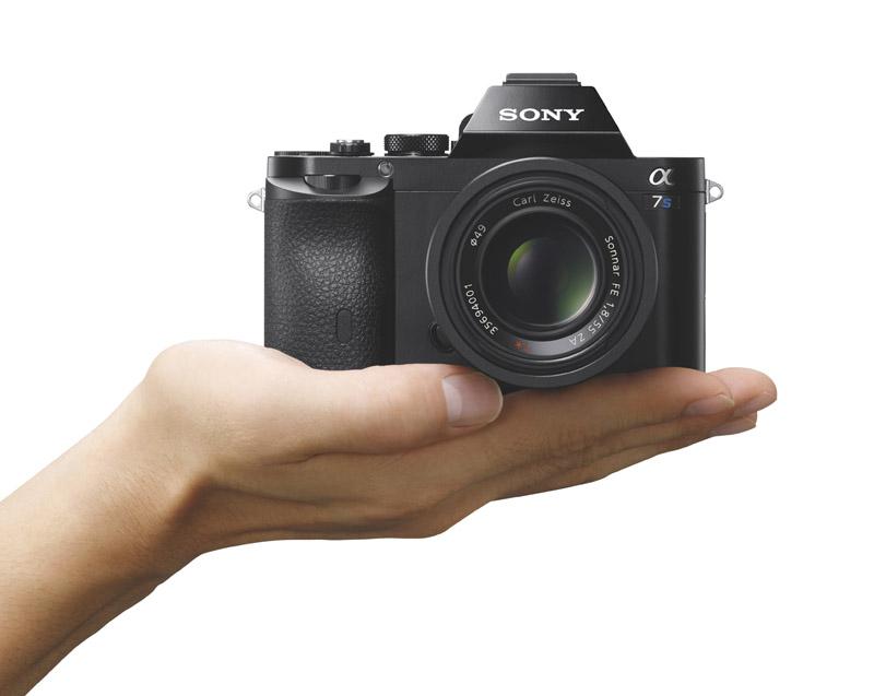 Sony Alpha 7S – täyden kennokoon videojärkkäri
