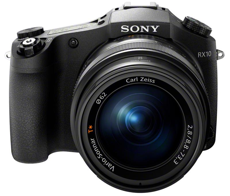 Kokeilussa Sony Cyber-shot RX10