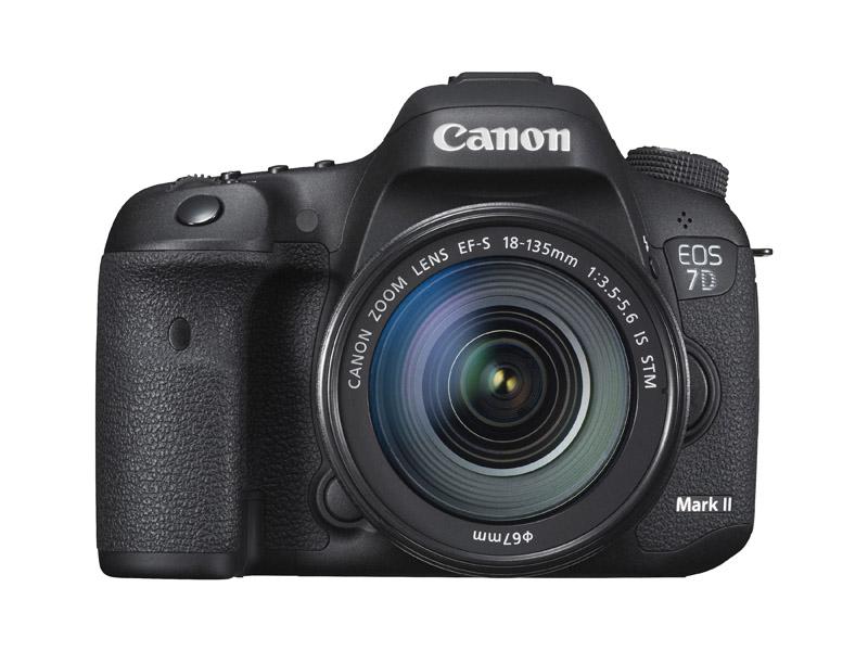 Nopea, nopeampi, Canon EOS 7D Mark II