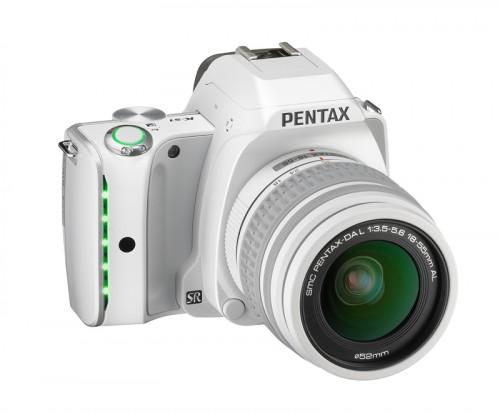 Pentaxilta uusi innovatiivinen järjestelmäkamera
