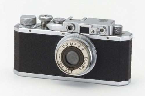 Ensimmäinen Canon-kamera Kwanon viettää 80-vuotisjuhlaansa