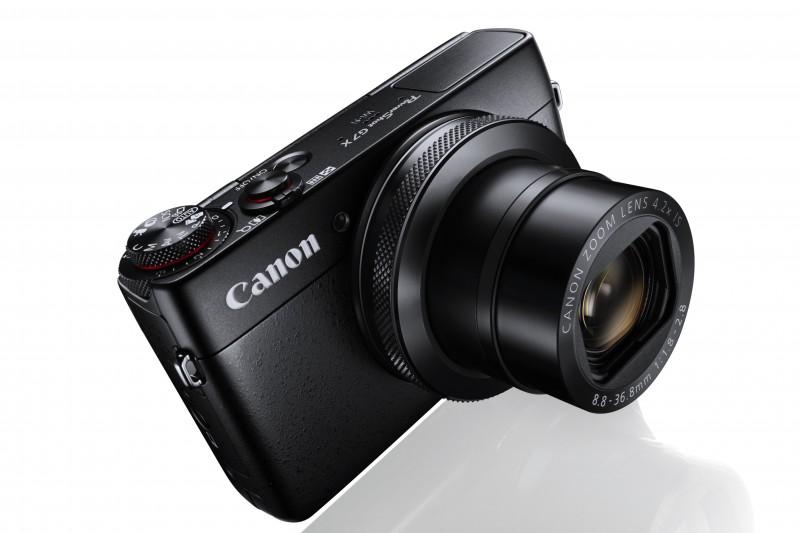 Canon PowerShot G7 X tarjoaa tehokkuutta taskukoossa