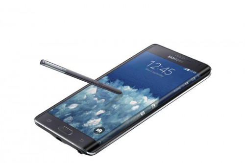 Galaxy Note Edge saapuu Suomeen joulukuussa