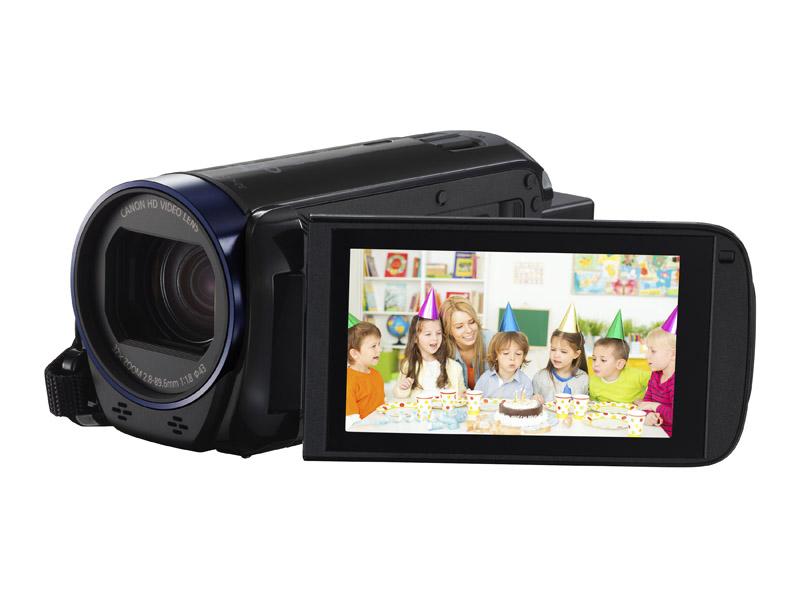 Kuvaa, katsele ja jaa tärkeät tapahtumat uusilla Canon LEGRIA HF R –videokameroilla