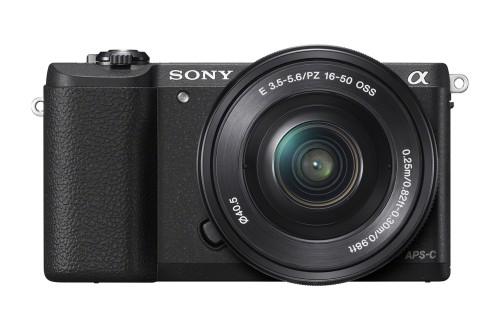 Kokeilussa Sony α5100