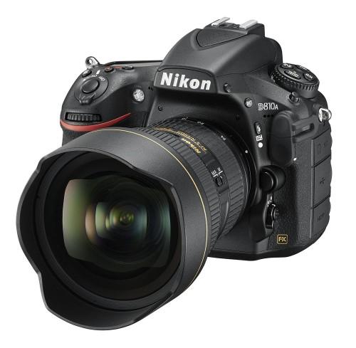 Esittelyssä poikkeuksellinen D810A: Nikonin ensimmäinen DSLR-kamera tähtivalokuvaukseen
