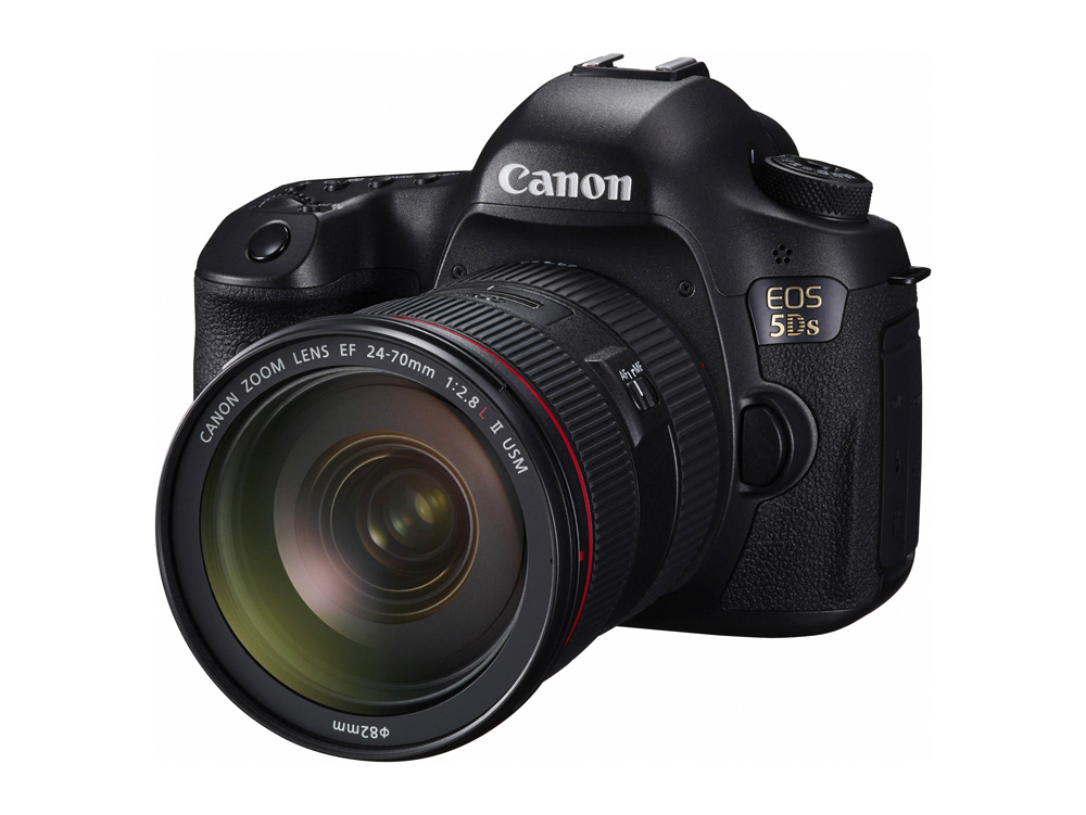 Canon EOS 5DS ja EOS 5DS R mullistavat resoluution