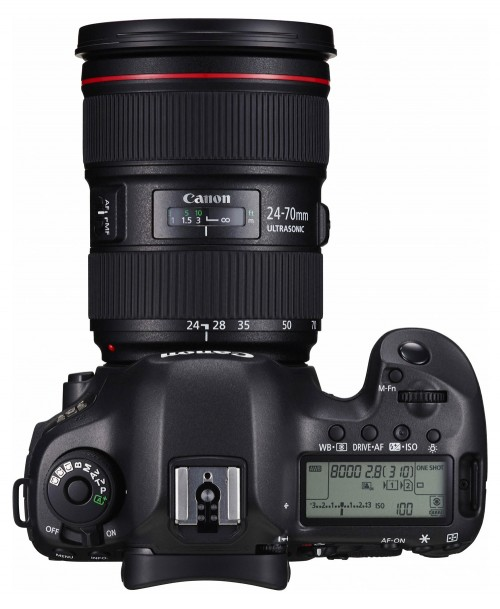 EOS 5DS TOP