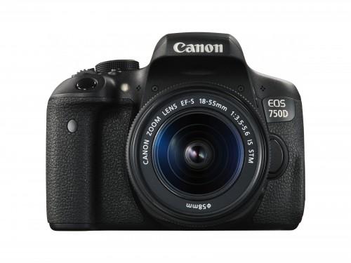 Helppoja kuvausohjelmia tai luovia ominaisuuksia: Canon EOS 750D ja EOS 760D