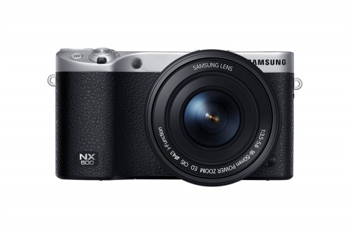 Samsung NX500 on edistyksellinen pikkujärkkäri