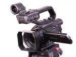 Kokeilussa Sony PXW-X70