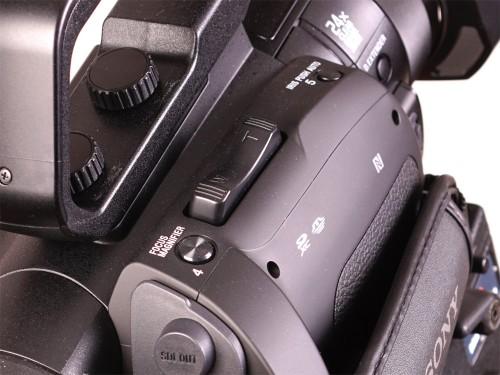 Sony PXW-X70 Focus Magnifier