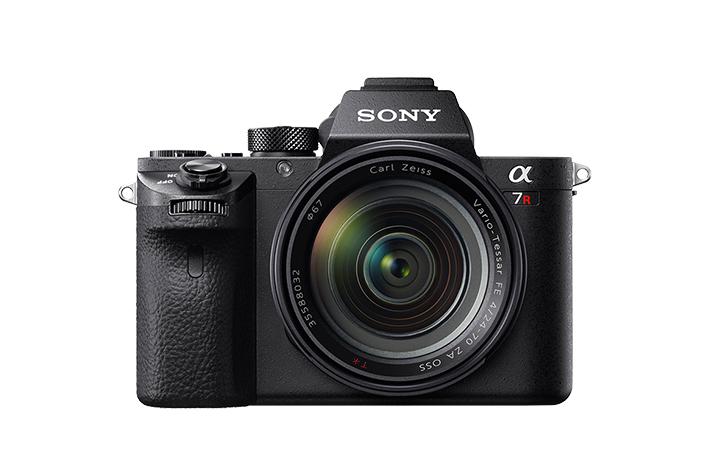 Sonyn uusi α7R II -järjestelmäkamera tarjoaa innovatiivisen kuvauskokemuksen – maailman ensimmäisellä takaa valaistulla 35 mm täyden kinokoon kennolla varustettuna*