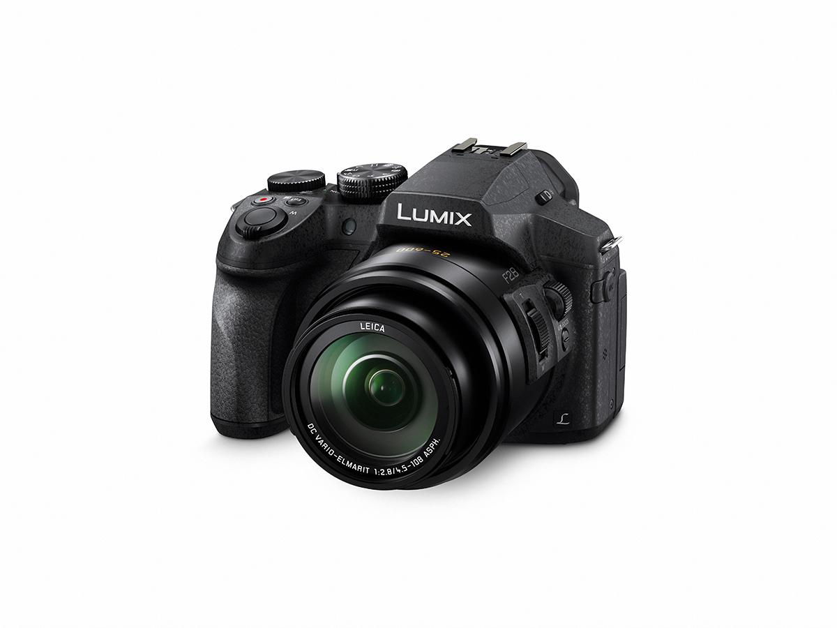 Panasonic LUMIX DMC-FZ300 – Nopea superzoom-kamera 4K-ominaisuuksilla