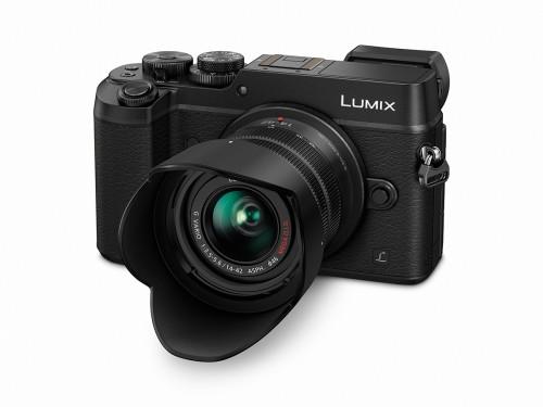 Panasonic LUMIX DMC-GX8 tarjoaa tyyliä, kestävyyttä ja täysin uutta tekniikkaa