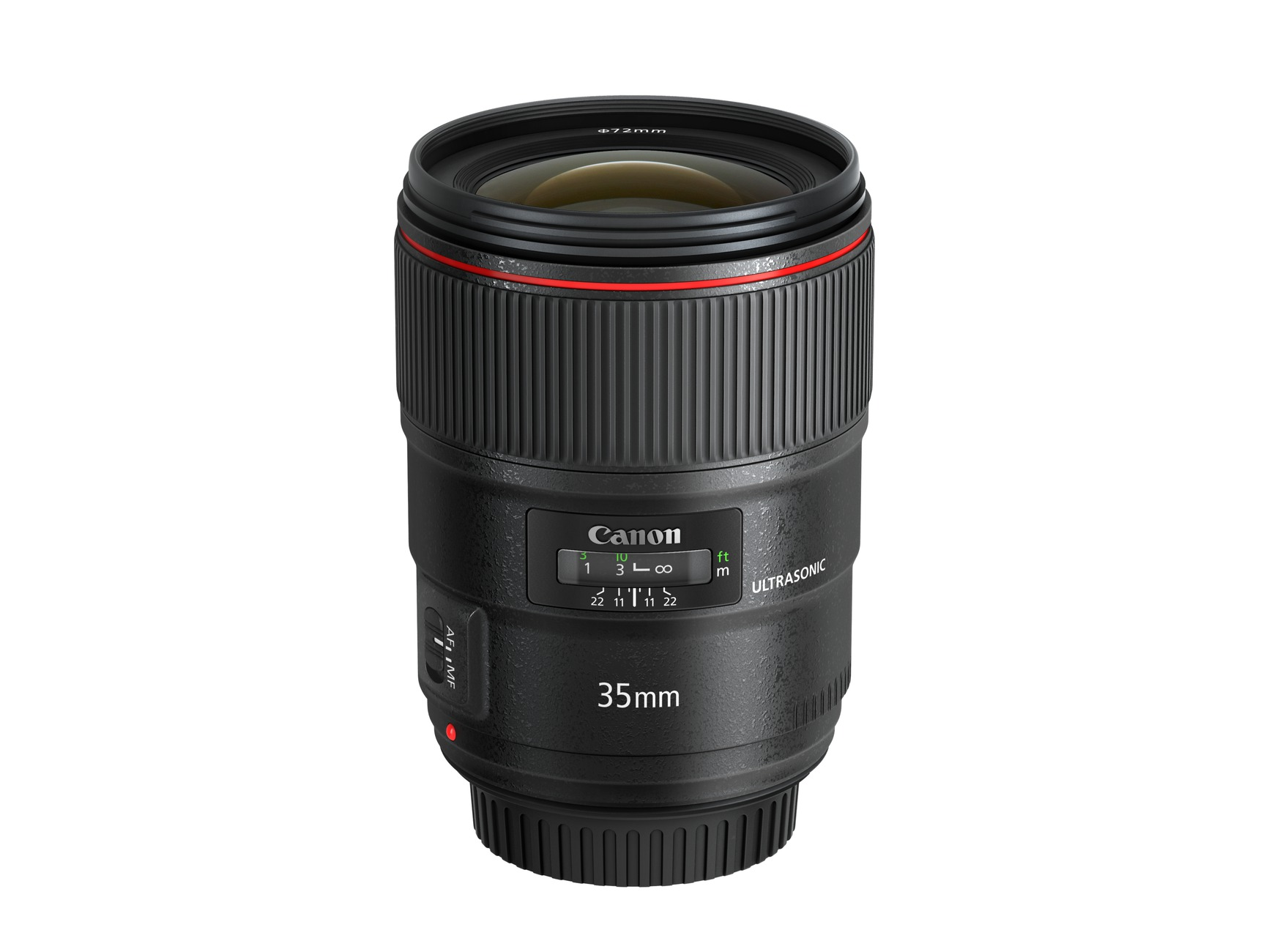 Moderni klassikko: uusi Canon EF 35 mm f/1,4L II USM