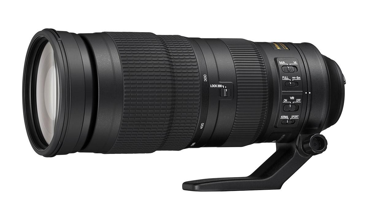Nikon mullistaa superteleobjektiivien markkinat uudella AF-S NIKKOR 200-500mm f/5.6E ED VR:llä
