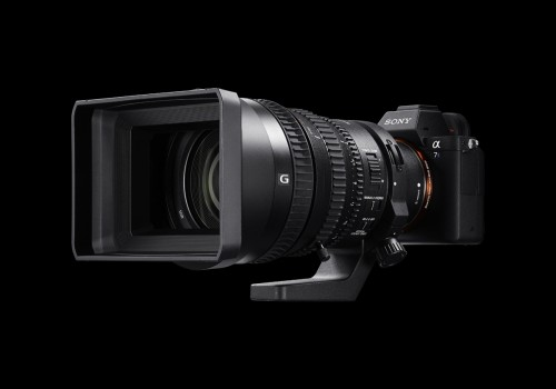 Sonylta uusi täyden kennon järkkäri – Sony A7S II