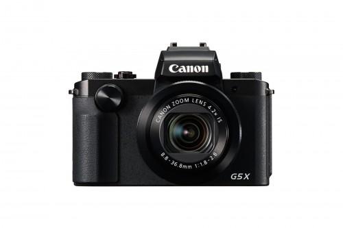 Huippulaatua ja ammattitason säätöjä: Canon PowerShot G5 X ja PowerShot G9 X