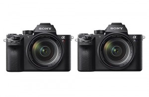 Kokeilussa Sony α7R II ja Sony α7S II