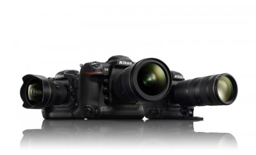 Laajenna kuvausmahdollisuuksiasi D5:llä, Nikonin digitaalisten järjestelmäkameroiden huippumallilla