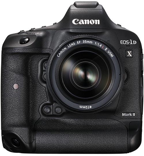 Canon EOS-1D X Mark II ikuistaa jokaisen hetken