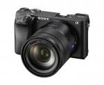 Sony julkisti α6300-kameran nopealla automaattitarkennuksella