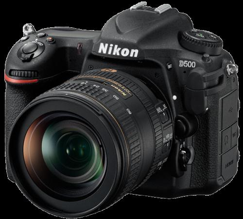 Nikon D500: FX-koon digitaalijärjestelmäkameran tehokkuus, DX-koon monipuolisuus ja jatkuva yhteys