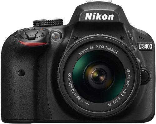 Nikonin uusi digitaalinen D3400-järjestelmäkamera loistavaan kuvaamiseen ja välittömään jakamiseen