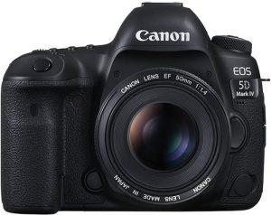 Canon 5D Mark IV julkistettu