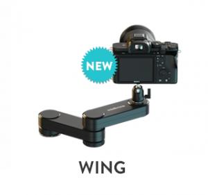 Edelkrone Wing – sliderin korvaaja