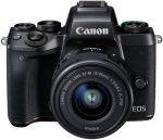 Canon julkisti EOS M5 -kameran ja uusia objektiiveja