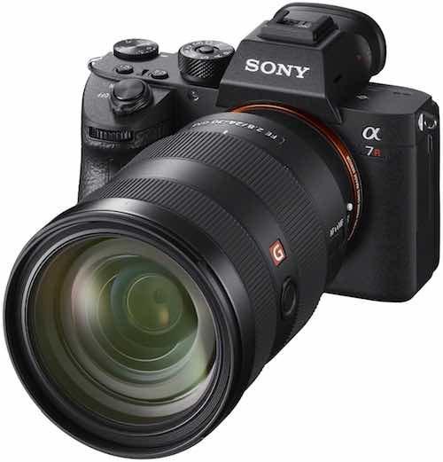 Sony julkisti α7R III-järjestelmäkameran