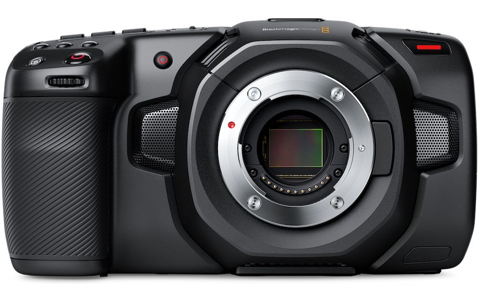 Blackmagic Pocket Cinema Camera 4K rikkoo rajoja